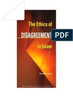 The Ethics of Disagreement by Taha Jabir Al Alwani