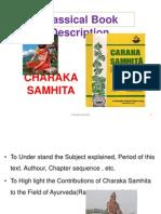Guide to Charak Samhita