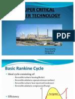 54272559 Super Critical Boiler Technology