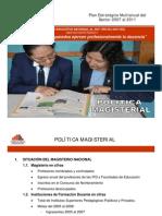 Plan Educativo 2021