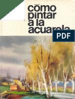 José Parramón - Como pintar a la acuarela.pdf