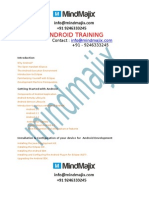 Android training online