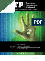 QTP Descriptive Programming Unplugged