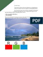 Tìm hiểu về màu & Cách phối màu