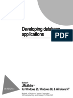 8.Developing Database Applications - JBuilder (Borland 1999)