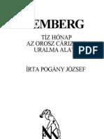 Pogany Jozsef Lemberg