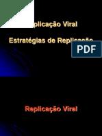Aula 2 - Replicacao Viral e Estrategias de Replicacao