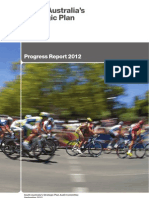 Strategic Plan Progress Report 2012
