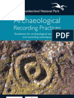 Archaeology Recording Final