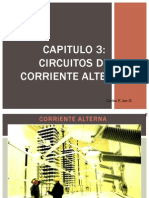 CIRCUITOS Y MAQUINA ELÉCTRICAS - CLASE 6 - CIRCUITOS DE CORRIENTE ALTERNA - PARTE 3