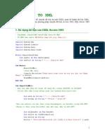 XML Thuc Hanh 6 Export Database to XML