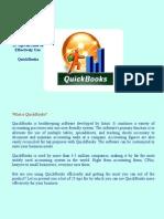25 Quickbooks Tips