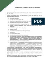 Normativas y Requerimientos en el Diseño de una Sala de Servidores.pdf