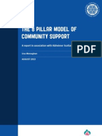 The 8 Pillar Model of Community Support