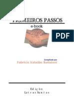 Fabrício Valadão Batistoni - Primeiros Passos