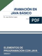 Java Básico Unidad II v2011