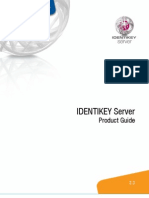 Identikey Server Product Guide