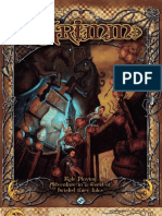 Grimm - fairy tale RPG