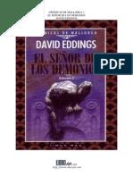 David Eddings - Crónicas de Mallorea 3, El Señor de los demo