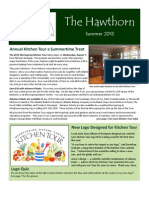 2013 Summer Newsletter