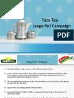 Tata Tea - Jaago Re!