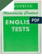 ENGLISH PREDICTION FOR EVEN SEMESTER 2009