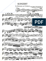 Spohr Louis Concerto Pour Clarinette No 2 Clar 33319
