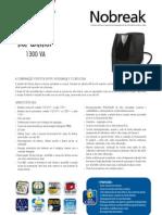 Catalogo de Nobreak SMS Net Winner 1300 VA (23100 110417)