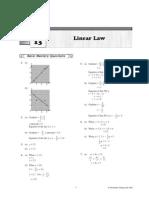 13.Linear Law