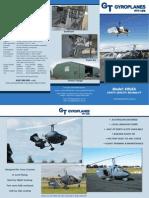 k Ruza Gyro Plane Brochure
