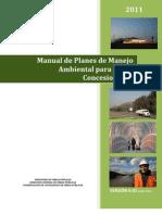 Manual Planes Manejo Ambiental