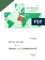 Géographie CS Petit atlas de la France et la communauté française Pinardel