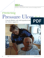 Pressure Ulcer Risk