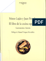 Lujan, Perucho El libro de la cocina española Gastronomia e historia