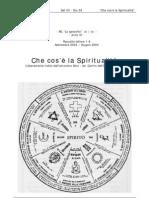 Cos e La Spiritualita