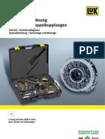 Doppelgetriebe Doppelkupplung Luk 2ct de De