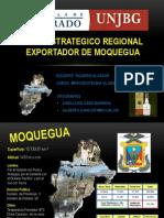 Plan Estrategico Regional Exportador de Moquegua