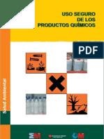 Uso Manejo Productos Quimicos