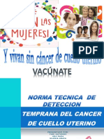 Diapositivas Cancer