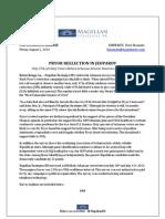 Magellan Strategies BR - Pryor Reelection in Jeopardy