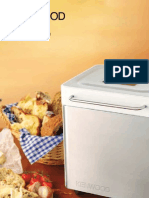 Ricettario macchina del pane