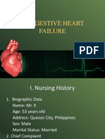 Congestive Heart Failure Case Press