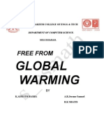 Free From Global Warming