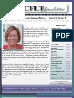 CCFLT Newsletter August 2013 Rev