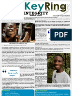 KeyRing Issue 16 - Integrity