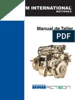Manual Taller Acteon 2 Mwm