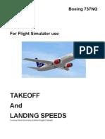 Speed Book 737 Ng