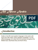 Romo Translations - Arabic Language Guide
