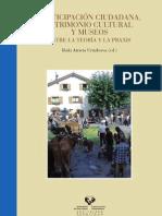Participacion Ciudadana, Patrimonio Cultural y Museos. Entre La Teoria y La Praxis