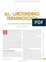 IEC Grounding Terminology